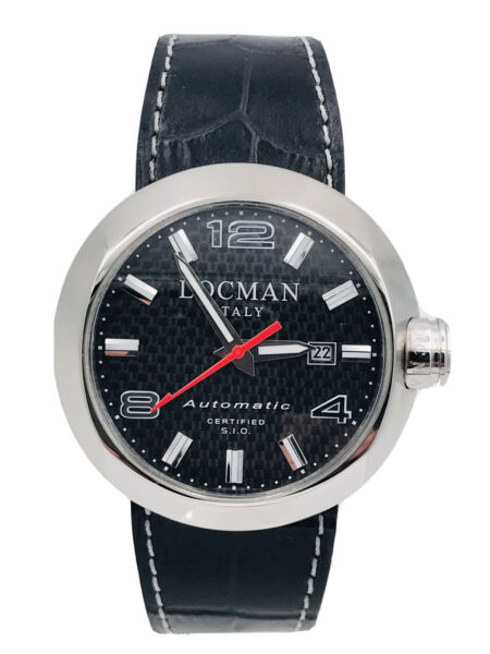 ItalienWatch Locman Change 425AKP/750 Automatic 3 s 46mm on Sale New