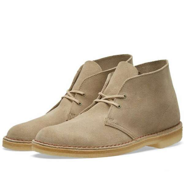 SpanienClarks Originals Desert Boot Sable Suede Chaussure