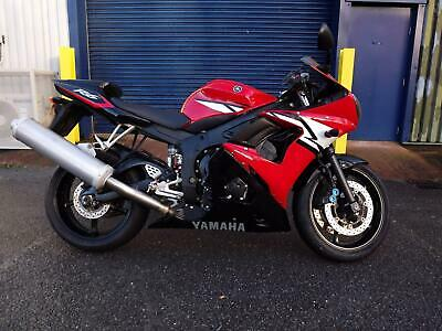 2005 Yamaha YZF R6 - Nationwide Delivery Just £99