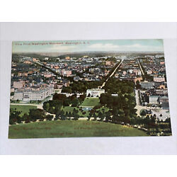 Kyпить ANTIQUE POST CARD VIEW FROM WASHINGTON MONUMENT DIVIDED UNUSED GERMANY P2 на еВаy.соm