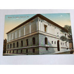 Kyпить VTG WALTERS ART GALLERY BALTIMORE MD UNUSED DIVIDED ONE CENT POST CARD GERMANY на еВаy.соm