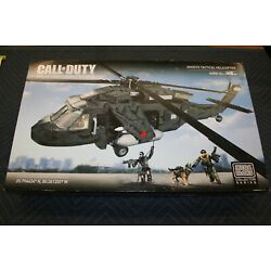 Kyпить Mega Bloks Call of Duty Ghosts Tactical Helicopter NEW SEALED 06858 на еВаy.соm