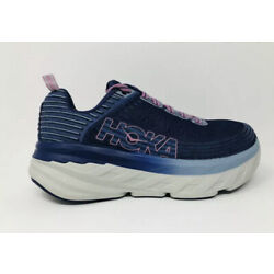 Kyпить HOKA ONE ONE BONDI 6 MARLIN/BLUE RIBBON RUNNING SHOES WOMENS SIZES 8,9 на еВаy.соm