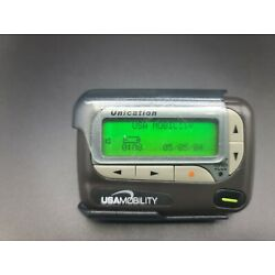 Kyпить USA MOBILITY PAGER VINTAGE COLLECTABLE POWERS UP AND DISPLAYS ???? на еВаy.соm