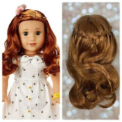 Kyпить American Girl Doll Blaire Wig - Replacement Parts and Customs. *New* на еВаy.соm
