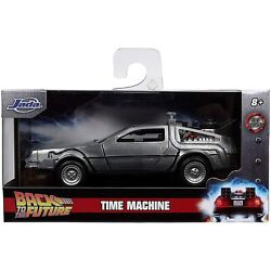 Kyпить Jada Hollywood Rides: DeLorean Time Machine Back to the Future Part I 1/32 Scale на еВаy.соm