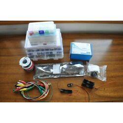 Kyпить Lot of Electronic Components used for Make: Electronics Book на еВаy.соm
