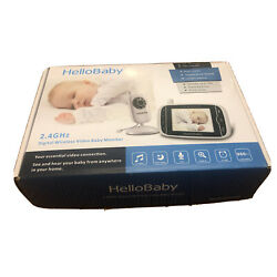 Kyпить Hello Baby Wireless Video Baby Monitor HB32 Camera W/ Night Vision на еВаy.соm