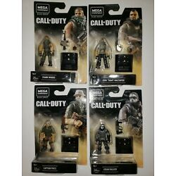 Kyпить Mega Construx Call Of Duty Black Series Complete Set of 4 Figures NEW Sealed на еВаy.соm