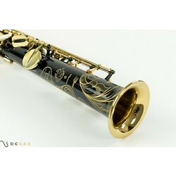 Kyпить Selmer Series III Soprano Saxophone, Black Lacquer, Near Mint, Just Serviced на еВаy.соm