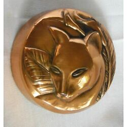 Kyпить Crowning Touch Special Gifts Cat  copper paperweight на еВаy.соm