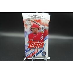 Kyпить 2021 Topps Baseball Series 1 SEALED CELLO PACK *40 Cards* RC FAST S&H! VALUE ???? на еВаy.соm