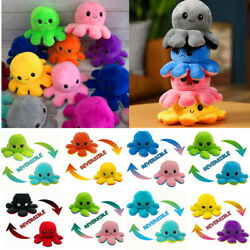 Kyпить Octopus Plush Reversible Soft Mood Flip Stuffed Toy Animal Home Accessories Gift на еВаy.соm