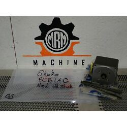 SHINKO ELECTRIC 8CB1A-G Motor New Old Stock See All Pictures