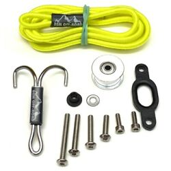 DSM Off-Road Integrated Rapid Recovery System for RC Crawlers Yellow 5214