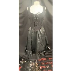Steampunk /Gothic  2 Piece Outfit By Raven DL