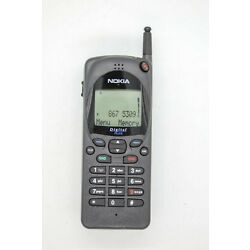 Kyпить Nokia 2160 Vtg 1990s Candybar Cell Phone w Charger -Works на еВаy.соm