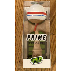 Kyпить Prime Sweets KENDAMA Prime Sport Stripe Racer Hand-Eye Coordination New! на еВаy.соm