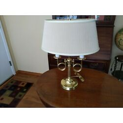Kyпить VTG Alsy Brass French Horn Desk Table Lamp Mid Century Modern на еВаy.соm