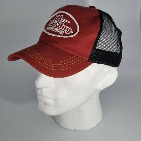 img-Official Southern Comfort Fat Tuesday (Mardis Gras) Cap Adjustable Sizing Hat