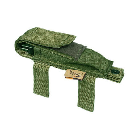 img-FLYYE ARMY COMBAT KNIFE POUCH MOLLE MODULAR SYSTEM AIRSOFT CORDURA OLIVE DRAB OD