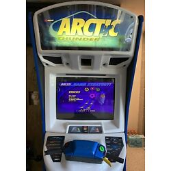 Kyпить Arctic Thunder By Midway Games Video Arcade Game на еВаy.соm
