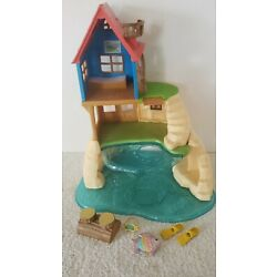 Kyпить Calico Critters Secret Island Playhouse With Accessories  на еВаy.соm