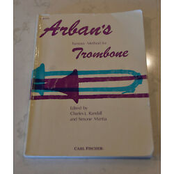 Kyпить Arban's Famous Method for Trombone by Charles L. Randall & Simone Mantia. на еВаy.соm