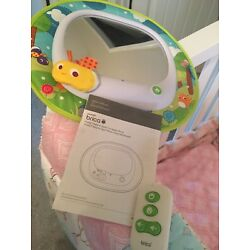 Kyпить Brica Baby  Car Seat Mirror with Magical Lights Sounds And Remote Control на еВаy.соm
