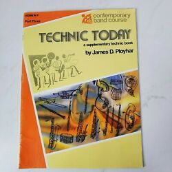 Kyпить Contemporary Band Course Technic Today Horn in F Part Three by James Ployhar на еВаy.соm