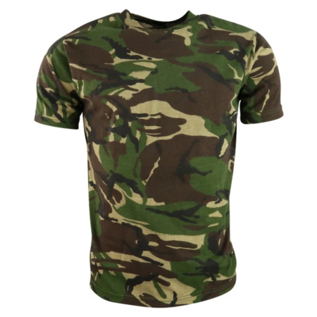 img-Mens Army Camouflage military camo T Shirt Combat Woodland DPM