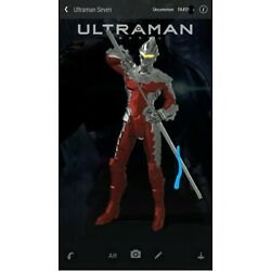 Kyпить VEVE Ultraman Seven Uncommon NFT *First Edition* 3D Collectible *sold out* на еВаy.соm
