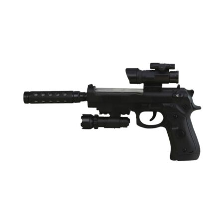 img-Kids Special Forces Pistol Toy Gun Lights & Sounds Boys Girls Army Role Play UK