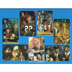 Kyпить Tales From the Crypt Phone Cards Set of 8 $10. Phone Cards Unscratched на еВаy.соm