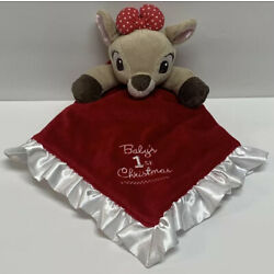 Kyпить Rudolph the Red Nose Reindeers Girlfriend CLARICE Lovey Baby's 1St Christmas на еВаy.соm