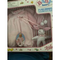 Zapf creations deluxe ballet outfit NIB baby born