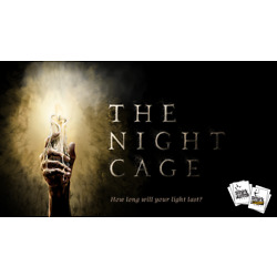 in hand: The Night Cage Flicker of Hope All-In Bundle Kickstarter exclusive
