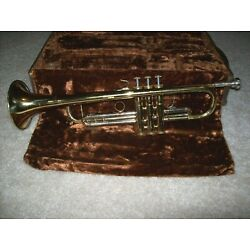 Rare Conn SS3 Doc Severinsen Pro Trumpet - Beautiful and Play Ready