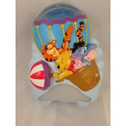 Disney Baby First Years Winnie The Pooh  Musical Crib Light Projector