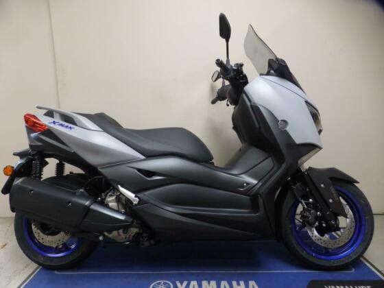 BRAND NEW 2021 Yamaha X-MAX 300 ABS Scooter Grey