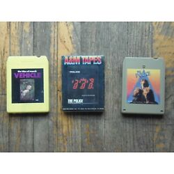 The Police Ghost in the Machine 8 Track Tape 1981 A&M #8T-3730 New Sealed