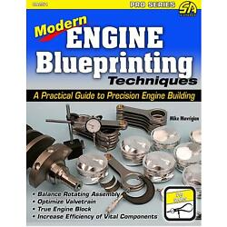 SA251 Modern Engine Blueprinting Techniques A Practical Guide Precision Building