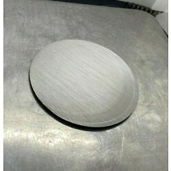 1/8'' thick 1045 Steel Plate, Steel Disc Shaped, 4'' Diameter, Round, Circle