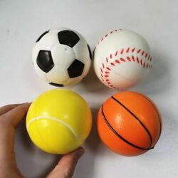 Basketball Squeeze Hand Ball Toys Foam Rubber Ball Antistress Toys Slow Rising