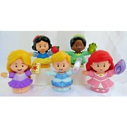 One Fisher Price Little People Disney Princess Figure Replacement / Addition