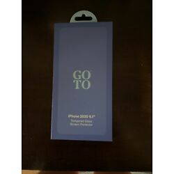 GoTo Iphone 2020 6.1'' Tempered Glass Screen Protector