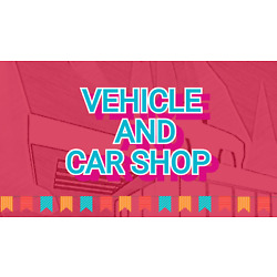 Vehicle Shop ADOPT a car message ME with questions Bathtub Cloud Tiffany Scooter