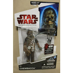 2009 Star Wars Legacy Collection Chewbacca BD31 Carded Figure New