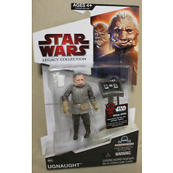 2009 Star Wars Legacy Collection Ugnaught BD28 Carded 3.75