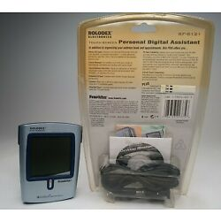 Franklin Rolodex Personal Digital Assistant New/Open Box/Unused missing Stylus